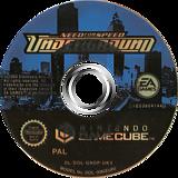 Need for Speed: Underground GameCube disc (GNDP69)