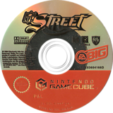 NFL Street GameCube disc (GNNP69)