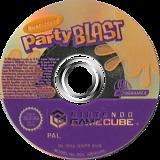 Nickelodeon Party Blast GameCube disc (GNPP70)