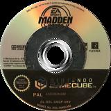 Madden NFL 2005 GameCube disc (GNQP69)