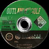 Outlaw Golf GameCube disc (GOFP6S)