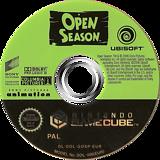 Open Season GameCube disc (GOSP41)
