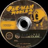 Pac-Man World 2 GameCube disc (GP2P69)