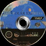 The Polar Express GameCube disc (GP3P78)