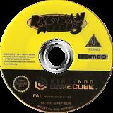 Pac-Man World 3 GameCube disc (GP8P69)