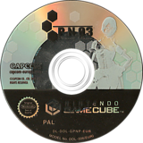 P.N.03 GameCube disc (GPNP08)