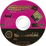 The Powerpuff Girls: Relish Rampage GameCube disc (GPQP6L)