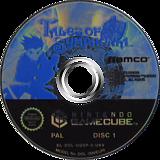 Tales of Symphonia GameCube disc (GQSSAF)