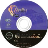 Rally Championship GameCube disc (GRAP75)