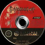 Summoner: A Goddess Reborn GameCube disc (GS2P78)