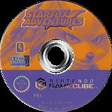Star Fox Adventures GameCube disc (GSAP01)