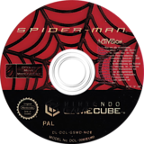 Spider-Man GameCube disc (GSMD52)