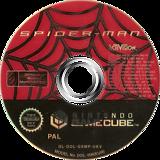 Spider-Man GameCube disc (GSMP52)