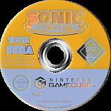 Sonic Mega Collection GameCube disc (GSOP8P)