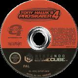 Tony Hawk's Pro Skater 4 GameCube disc (GT4P52)