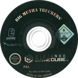 Big Mutha Truckers GameCube disc (GT8P7N)