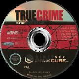 True Crime: Streets of LA GameCube disc (GTLP52)