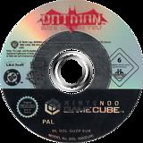 Batman Rise of Sin Tzu GameCube disc (GUZP41)