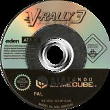 V-Rally 3 GameCube disc (GV3P70)