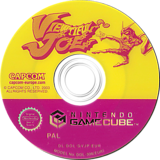 Viewtiful Joe GameCube disc (GVJP08)