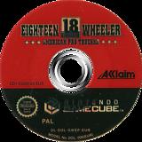 18 Wheeler American Pro Trucker GameCube disc (GWEP8P)