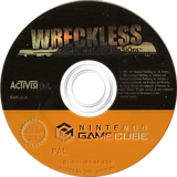 Wreckless: The Yakuza Missions GameCube disc (GWQP52)