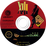XIII GameCube disc (GX3X41)
