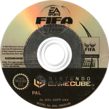 FIFA Football 2004 GameCube disc (GXFP69)