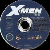 X-Men Legends GameCube disc (GXLP52)