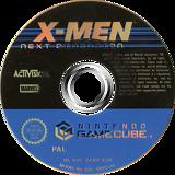 X-Men: Next Dimension GameCube disc (GXMP52)