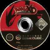 Pokémon XD: Gale of Darkness GameCube disc (GXXP01)
