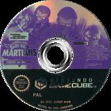 Butt-Ugly Martians Zoom or Doom GameCube disc (GZMP7D)