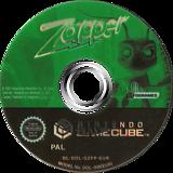Zapper:One Wicked Cricket! GameCube disc (GZPP70)