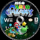 Neo Mario Galaxy CUSTOM disc (NMGP01)