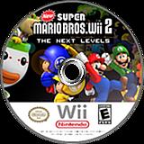 New Super Mario Bros. Wii 2:The Next Levels CUSTOM disc (PPNP01)