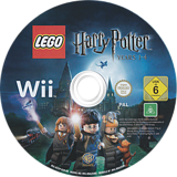 LEGO Harry Potter: Years 1-4 Wii disc (R25PWR)