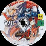 Guilty Gear XX Accent Core Plus Wii disc (R3NPH3)