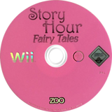 Story Hour: Fairy Tales Wii disc (R4FP7J)