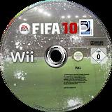 FIFA 10 Wii disc (R4RX69)