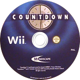 Countdown: The Game Wii disc (R5EPMR)