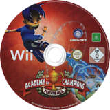 Academy of Champions: Football Wii disc (R5FP41)