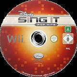 Disney Sing It: Pop Hits Wii disc (R62P4Q)