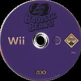 Jelly Belly Ballistic Beans Wii disc (R7BP7J)