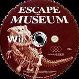 Escape The Museum Wii disc (R7SP5G)