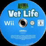 Animal Planet: Vet Life Wii disc (R82P52)