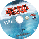The Ultimate Red Ball Challenge Wii disc (R94XMR)