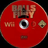 Balls of Fury Wii disc (RBFP7J)