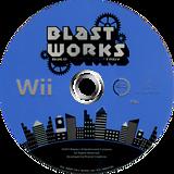 Blast Works: Build, Trade, Destroy Wii disc (RBRX5G)