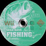 Sega Bass Fishing Wii disc (RBTP8P)