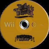 Billy the Wizard: Rocket Broomstick Racing Wii disc (RBZPUG)